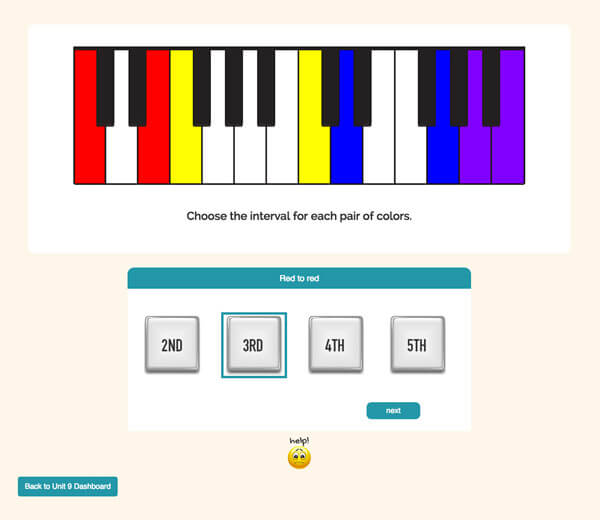 1B Unit 9 Activity 2 Keyboard Challenge