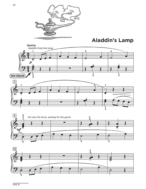 2A Sample: Aladdins Lamp