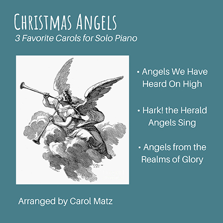 Christmas Angels Book Cover
