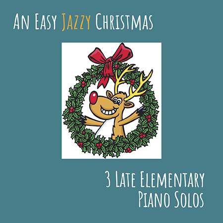 An Easy Jazzy Christmas Cover Art