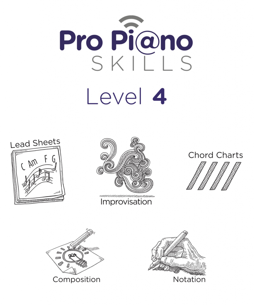 Level 4 Pro Piano Skills