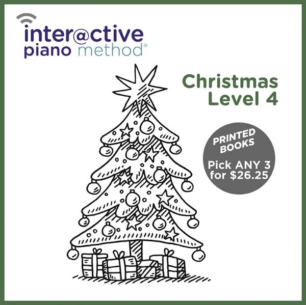 Christmas Level 4 Interactive Printed Book